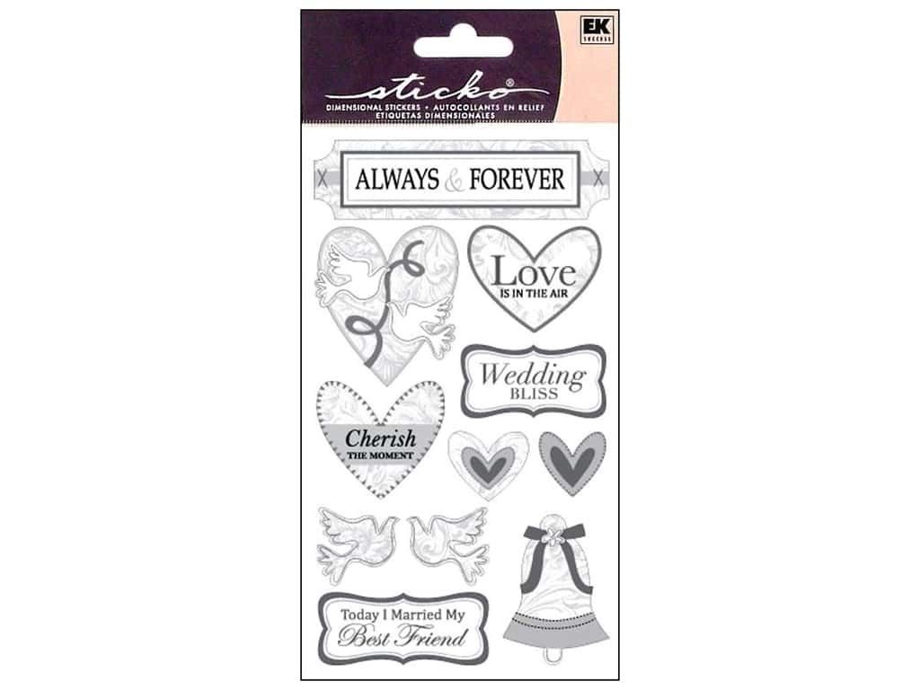 Sticko Stickers - Always And Forever
