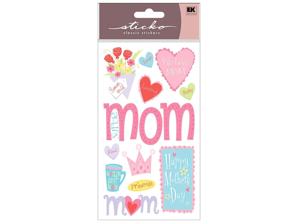 Sticko Stickers - Happy Mother's Day