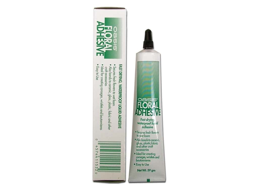 Oasis Floral Adhesive 39 gm Tube