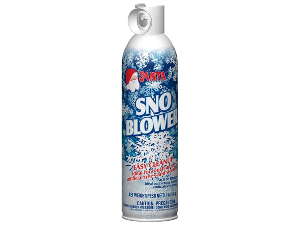 Chase Santa Snow Blower Spray 16 oz.