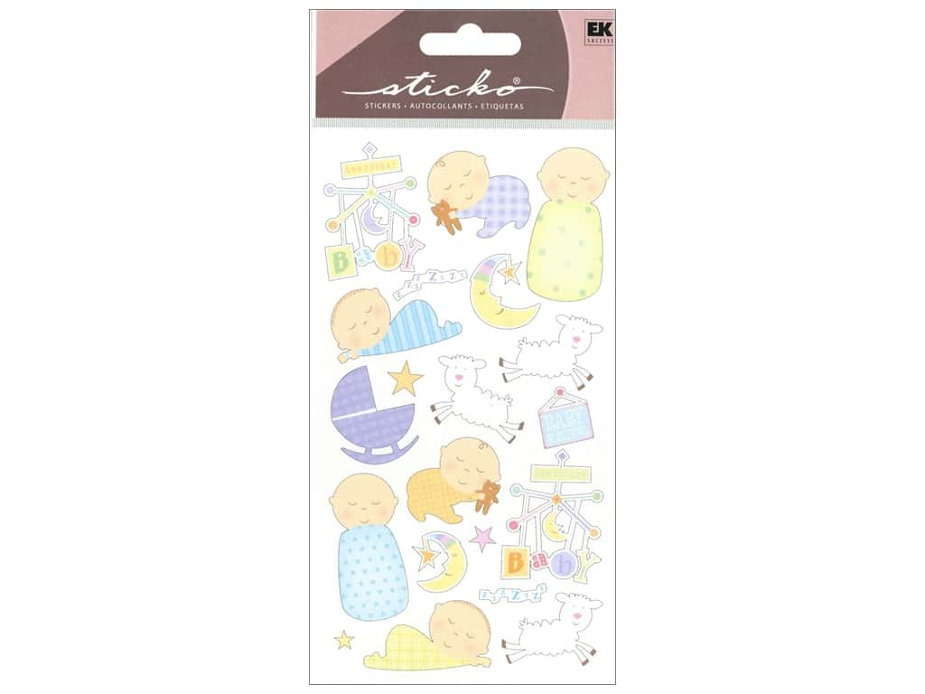 Sticko Stickers - Sleepy Time