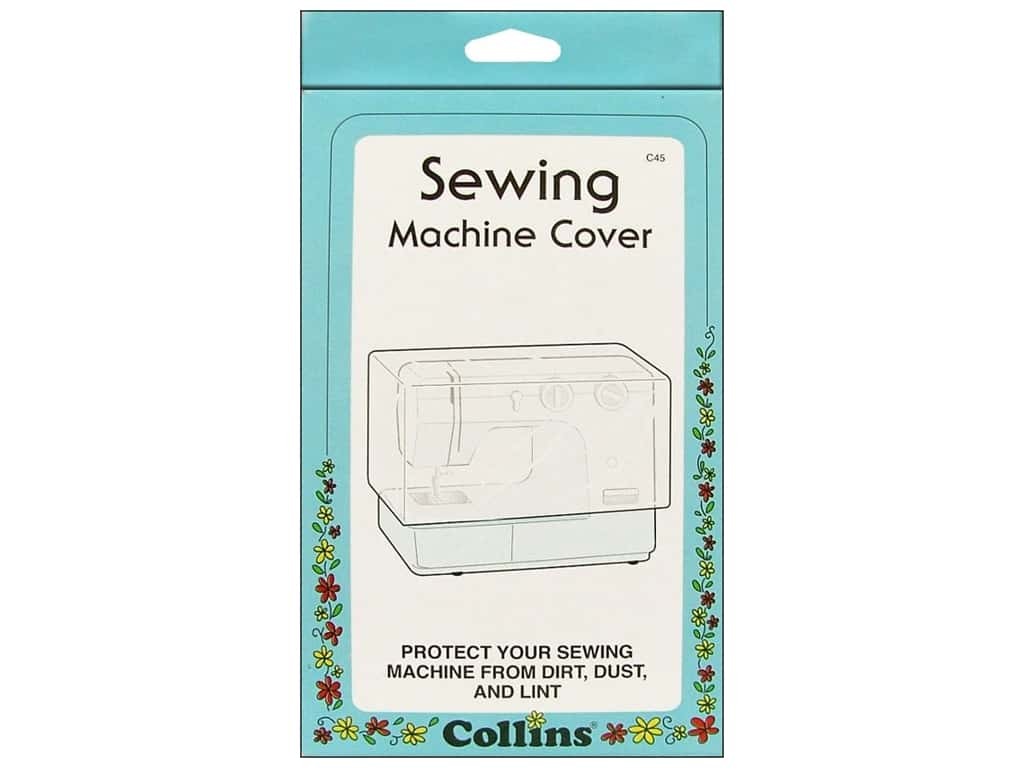 Sewing Machine Cover by Collins