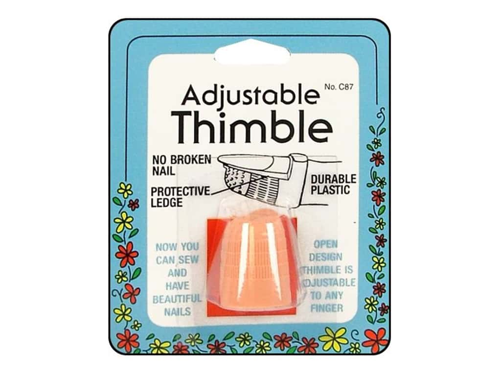 Collins Adjustable Thimble