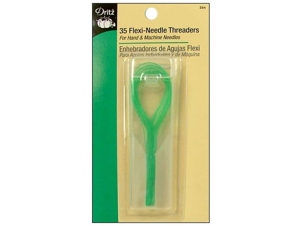 Flexi-Needle Threaders by Dritz 35 pc.