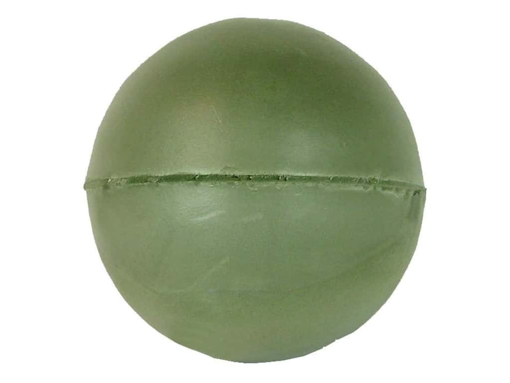 FloraCraft Urethane Ball Molded 10 in. (6 pieces)