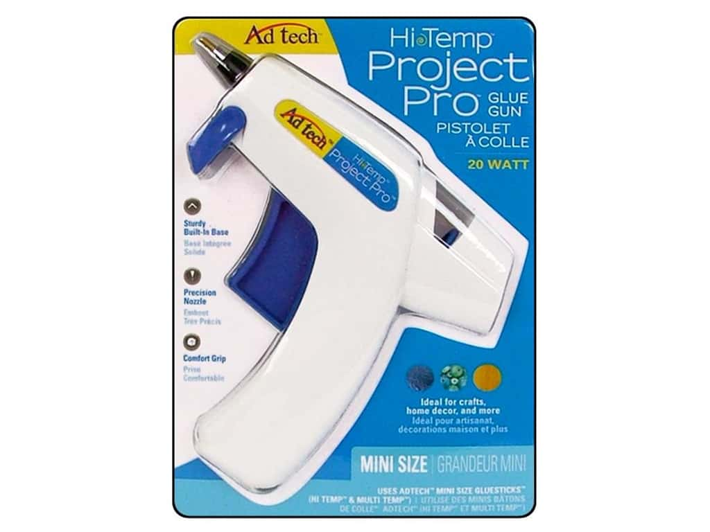 AdTech Project Pro- Glue Gun Mini Size High Temp