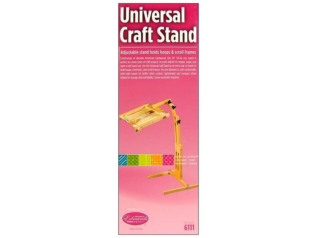F.A. Edmunds Universal Craft Stand