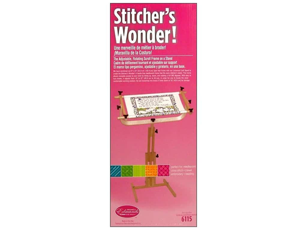 F.A. Edmunds Stitcher's Wonder Frame with Stand