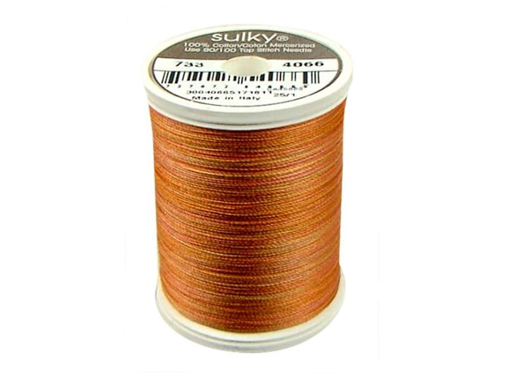 Sulky Blendables Cotton Thread 30 wt. 500 yd. #4066 Rusty Sky