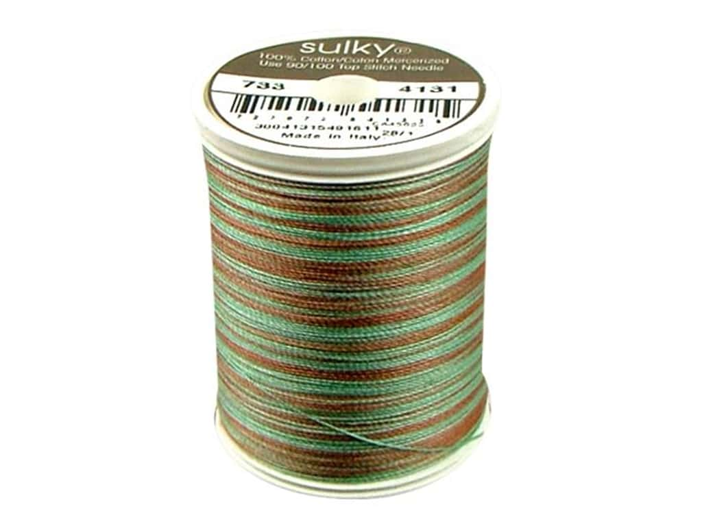 Sulky Blendables Cotton Thread 30 wt. 500 yd. #4131 Chocolate Mint