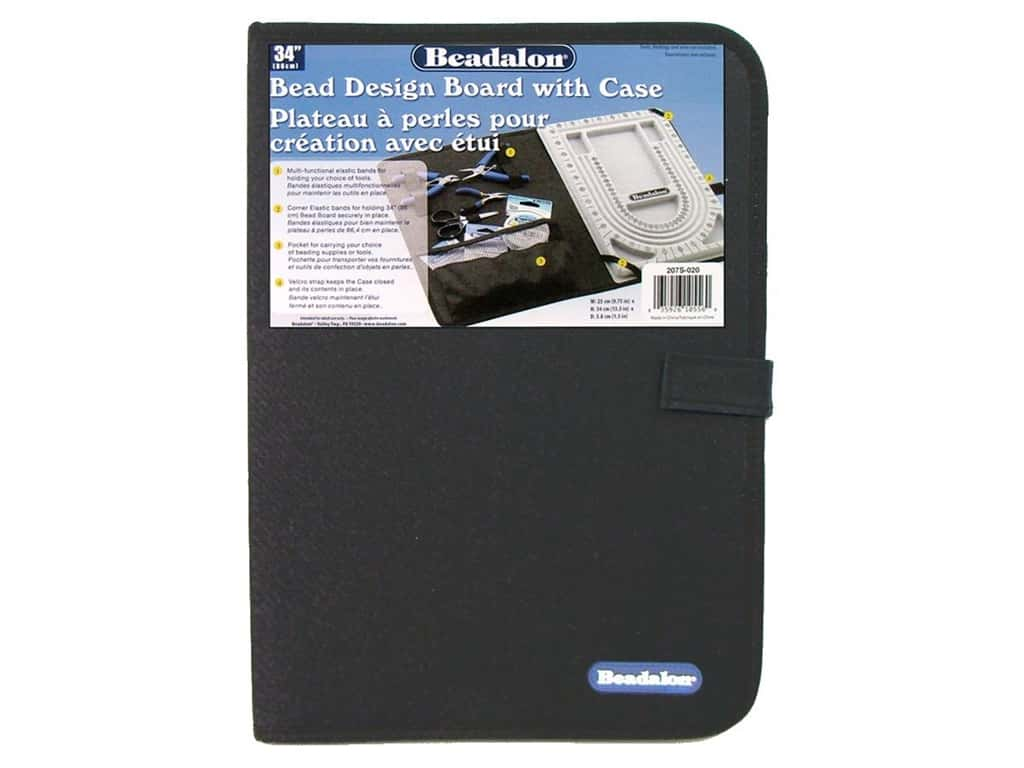 Beadalon Bead Board with Cover 34 in.