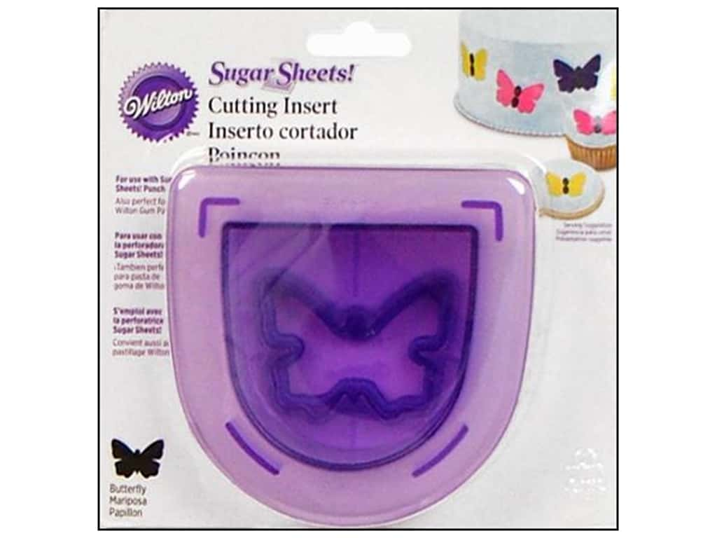 Wilton Tools Cutting Insert Butterfly