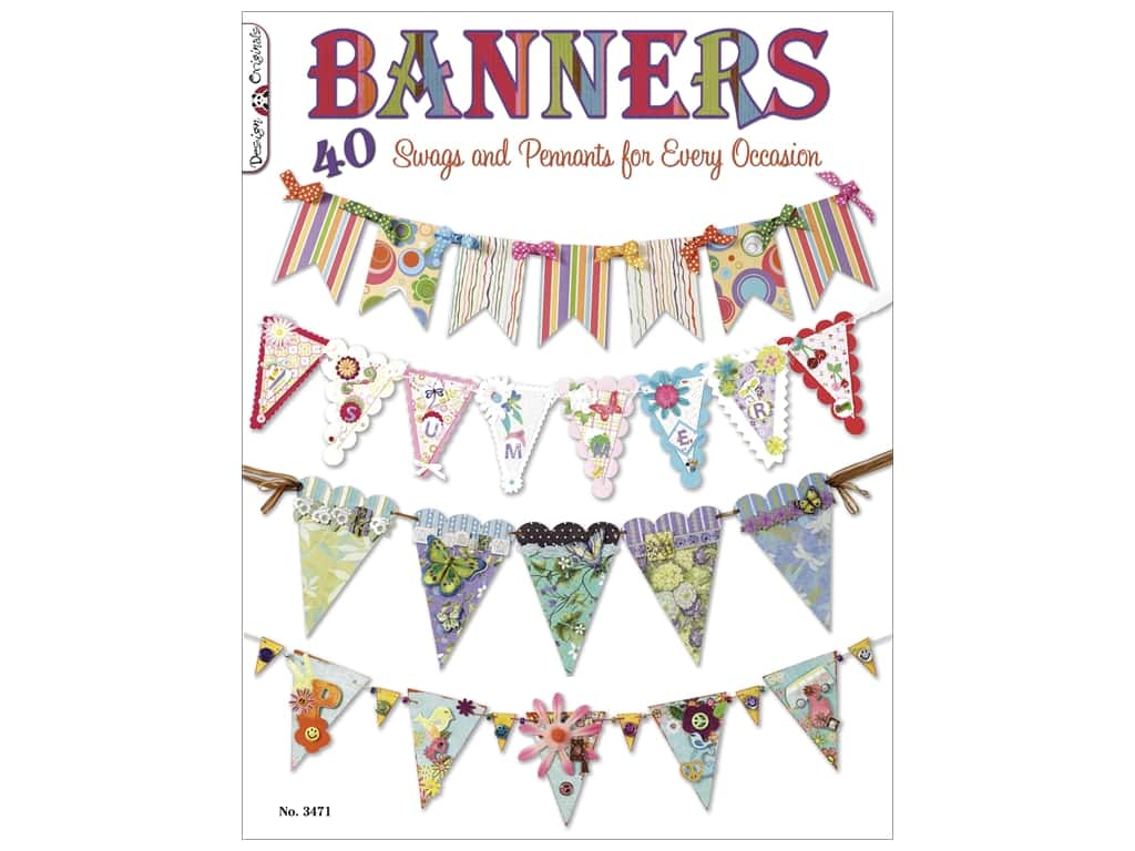 Banners: Swags and Pennants for Every Occasion Book