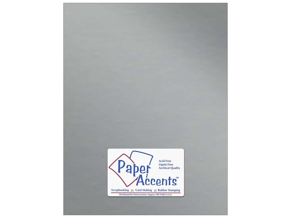 Paper Accents Anodized Cardstock 8 1/2 x 11 in. #8831 Camshaft 25 pc.