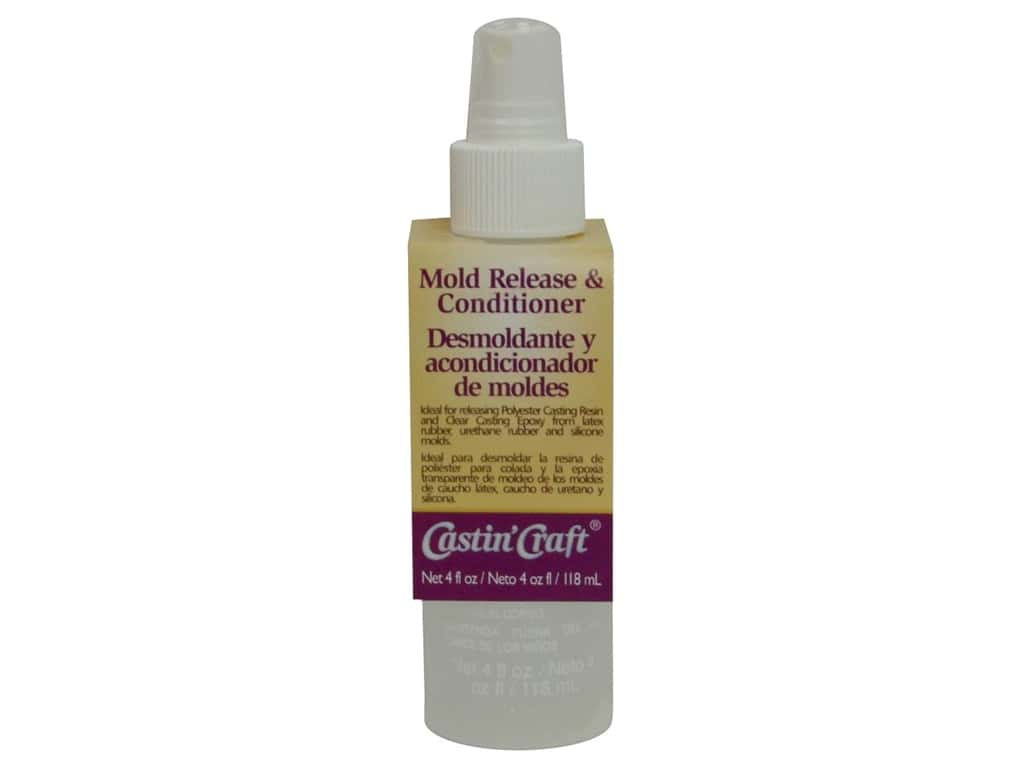 Castin'Craft Mold Release/Conditioner 4oz