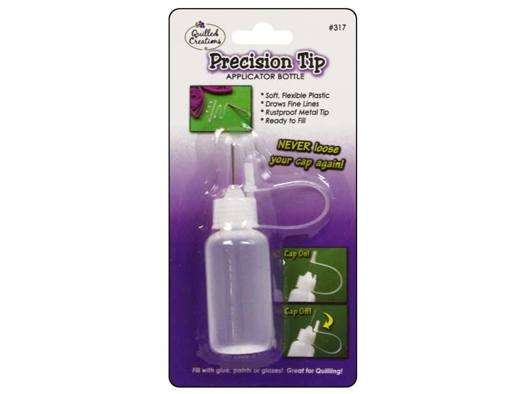Quilled Creations Precision Tip Glue Applicator