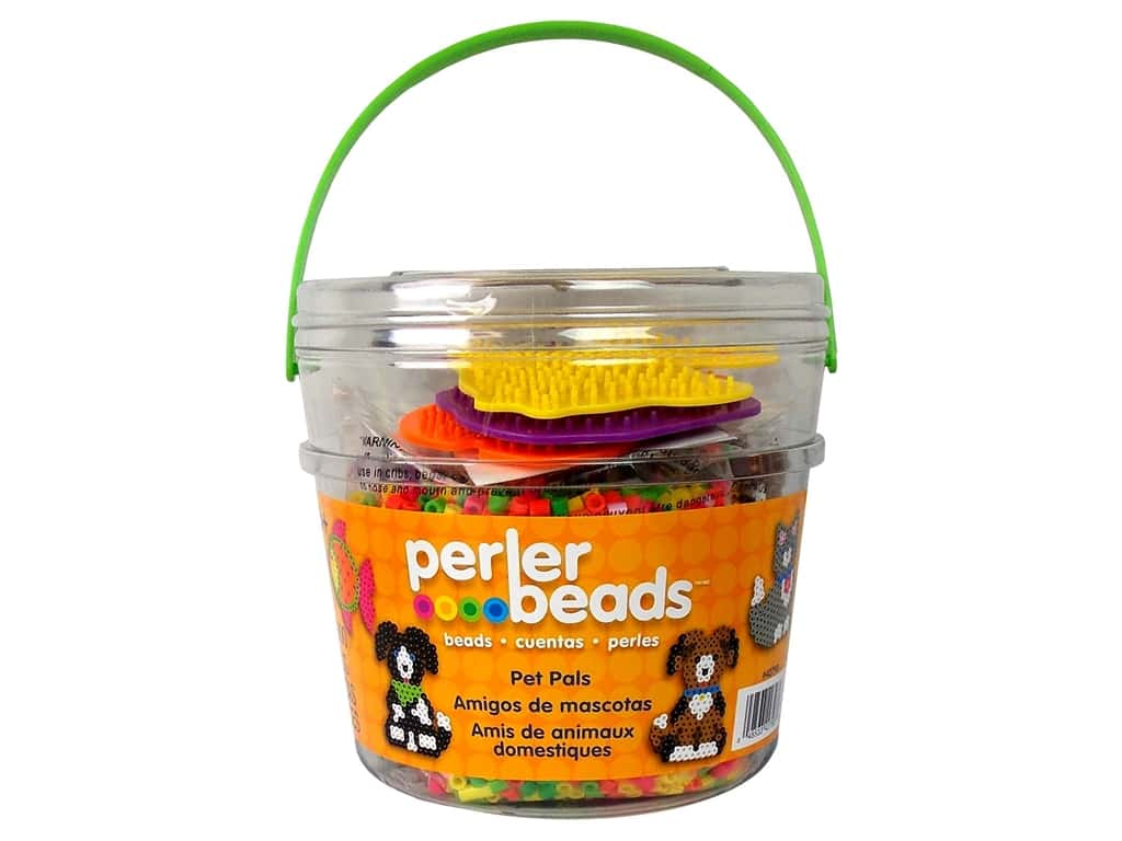 Perler Activity Bucket Pet Pals