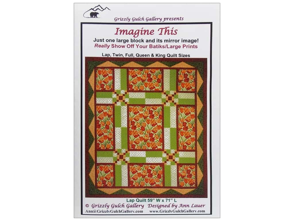 Grizzly Gulch Gallery Imagine This Pattern