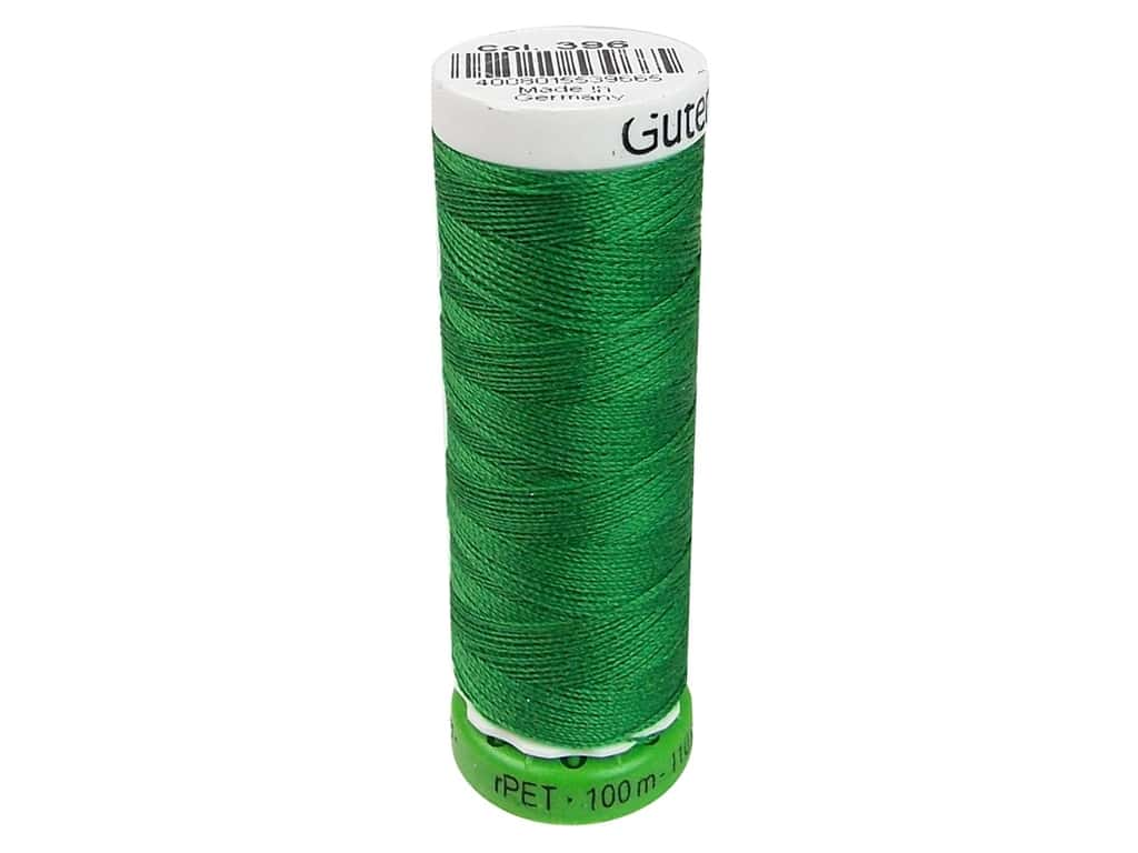 Gutermann Recycled Polyester Thread 110 yd. #396 Kelly Green