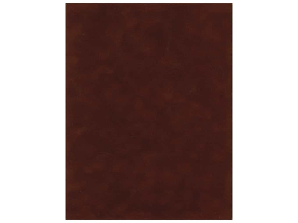 SEI Velvet Paper 8 1/2 x 11 in. Nutmeg (12 sheets)