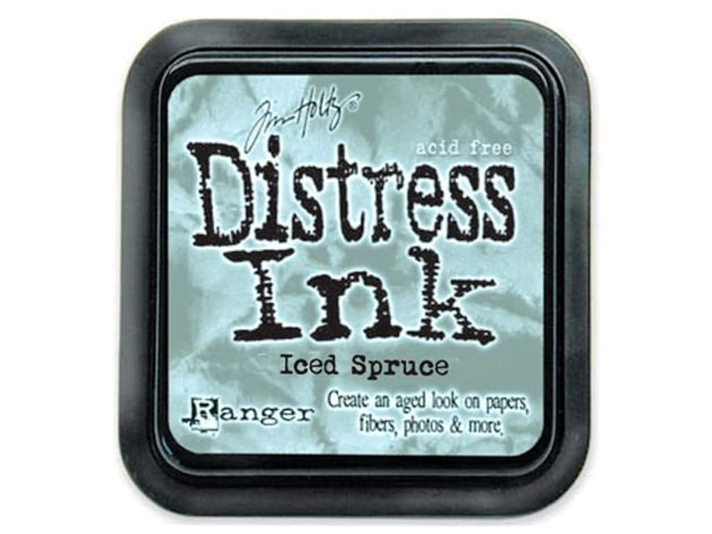 Ranger Tim Holtz Distress Ink Pad Iced Spruce