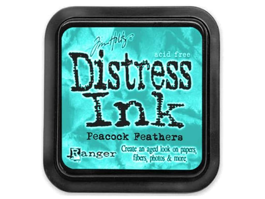 Ranger Tim Holtz Distress Ink Pad - Peacock Feathers