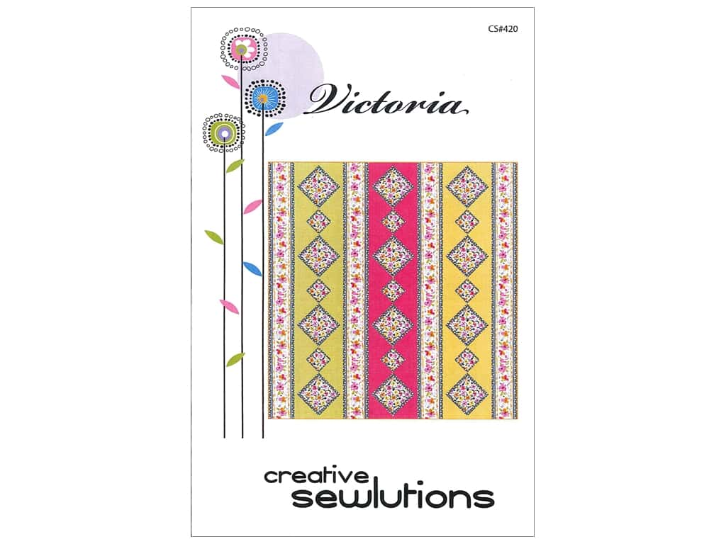 Creative Sewlutions Victoria Pattern