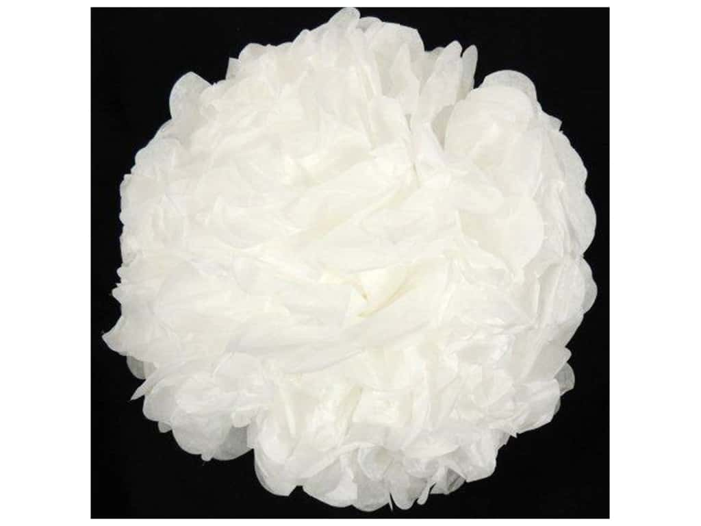 Sierra Pacific Tissue Paper Ball 15 in. White