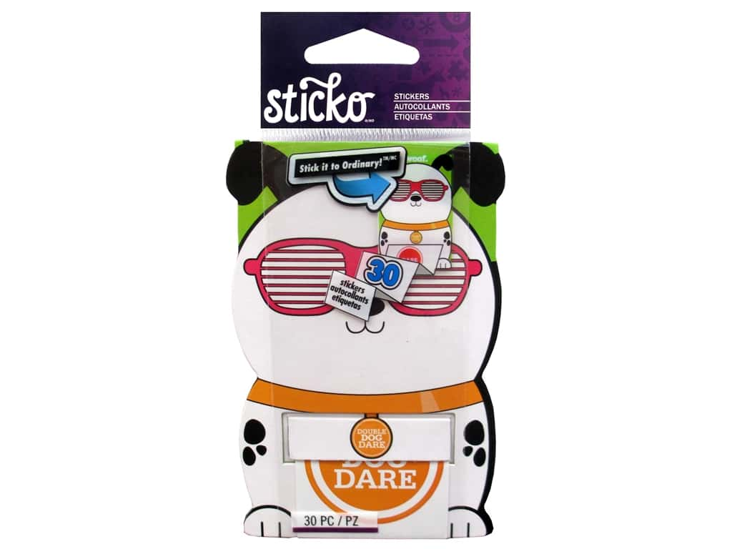 Sticko Sticker Roll - Dare