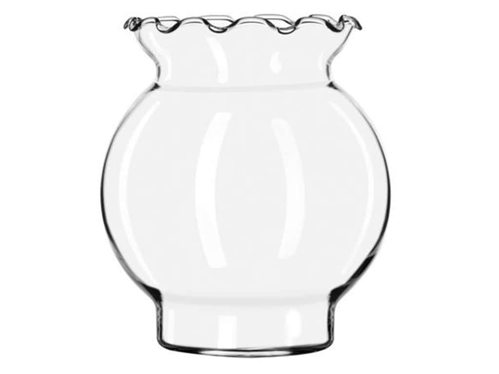 Crisa by Libbey Glass Crimp Ivy Bowl 5 1/4 in. (6 pieces)