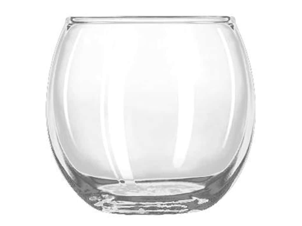 Crisa by Libbey Glass Roly Poly Votive 2 in. (24 pieces)