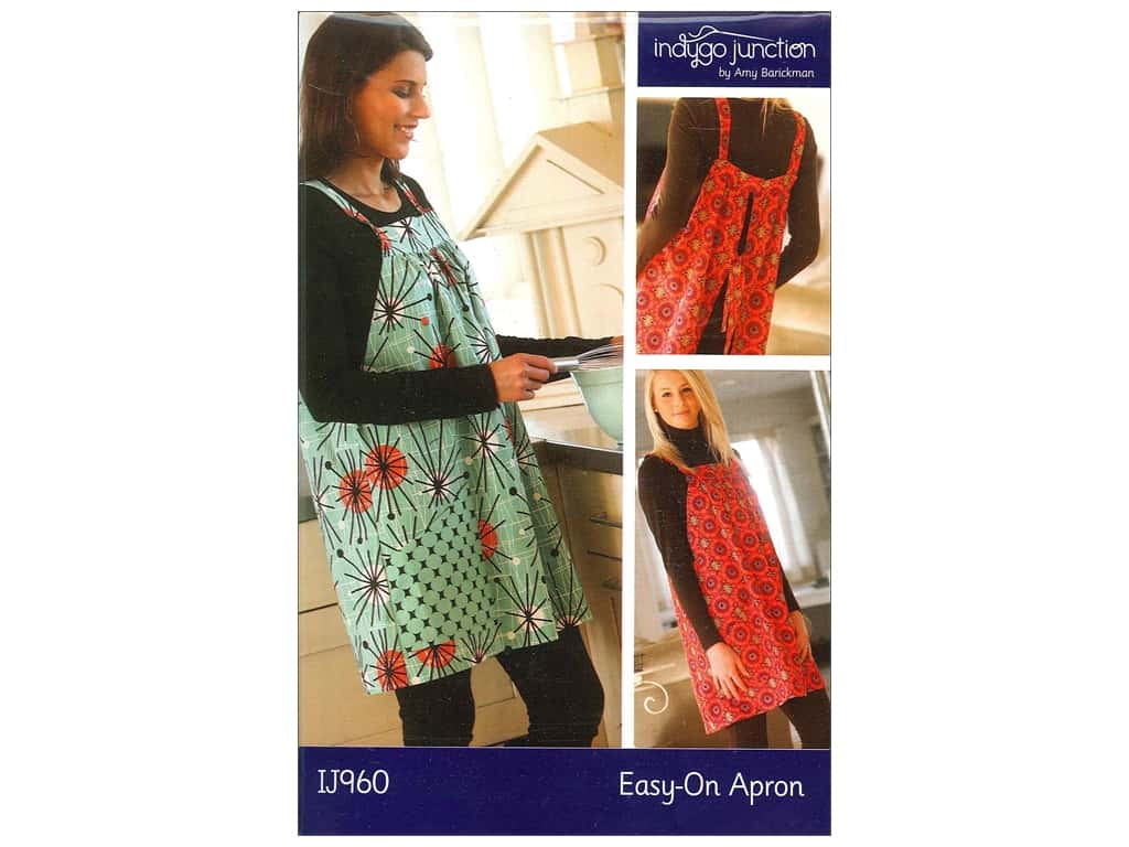 Indygo Junction Patterns - Easy-On Apron