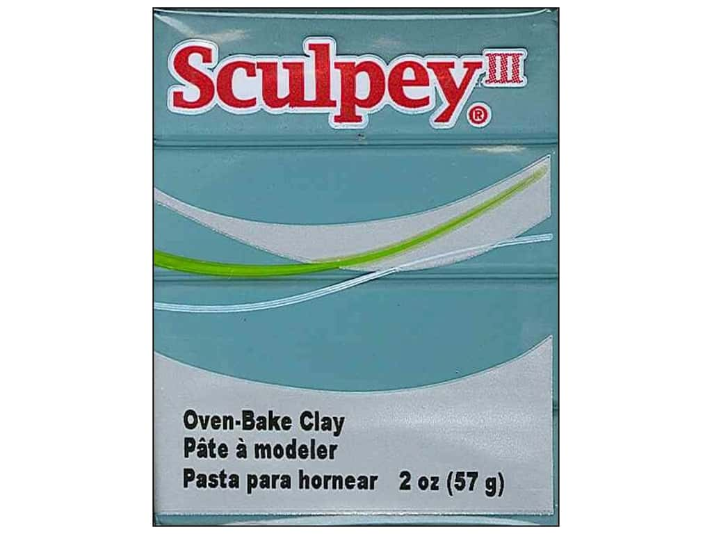 Sculpey III Clay 2 oz. Tranquility