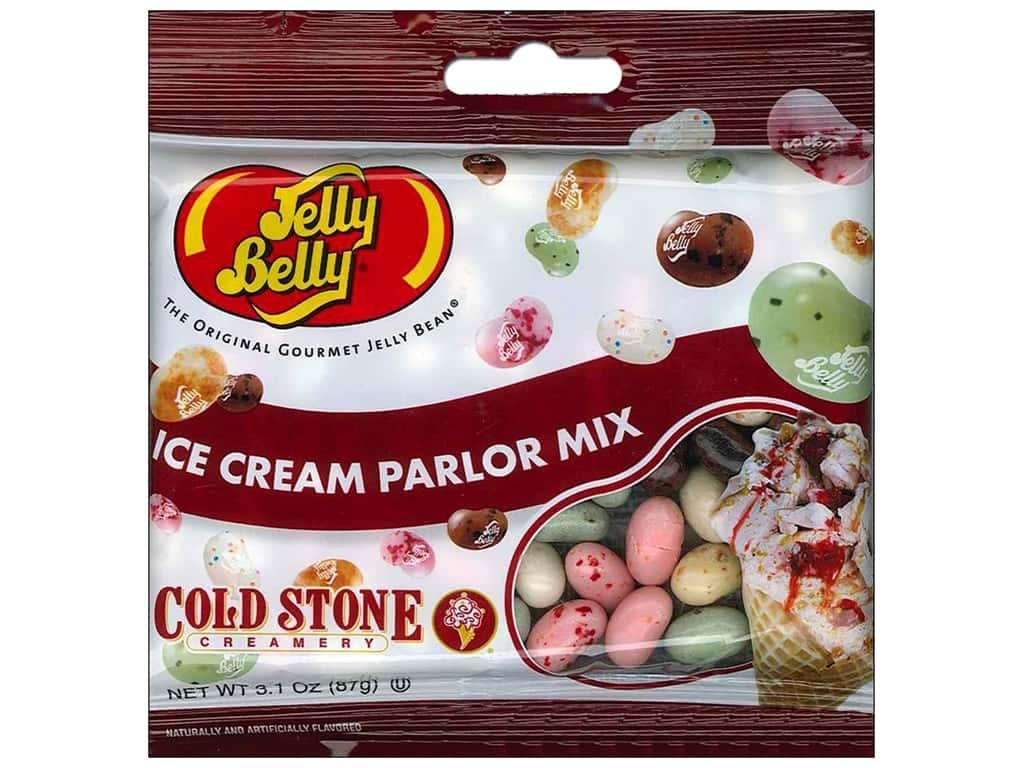 Jelly Belly Jelly Beans 3.1 oz. Cold Stone Ice Cream