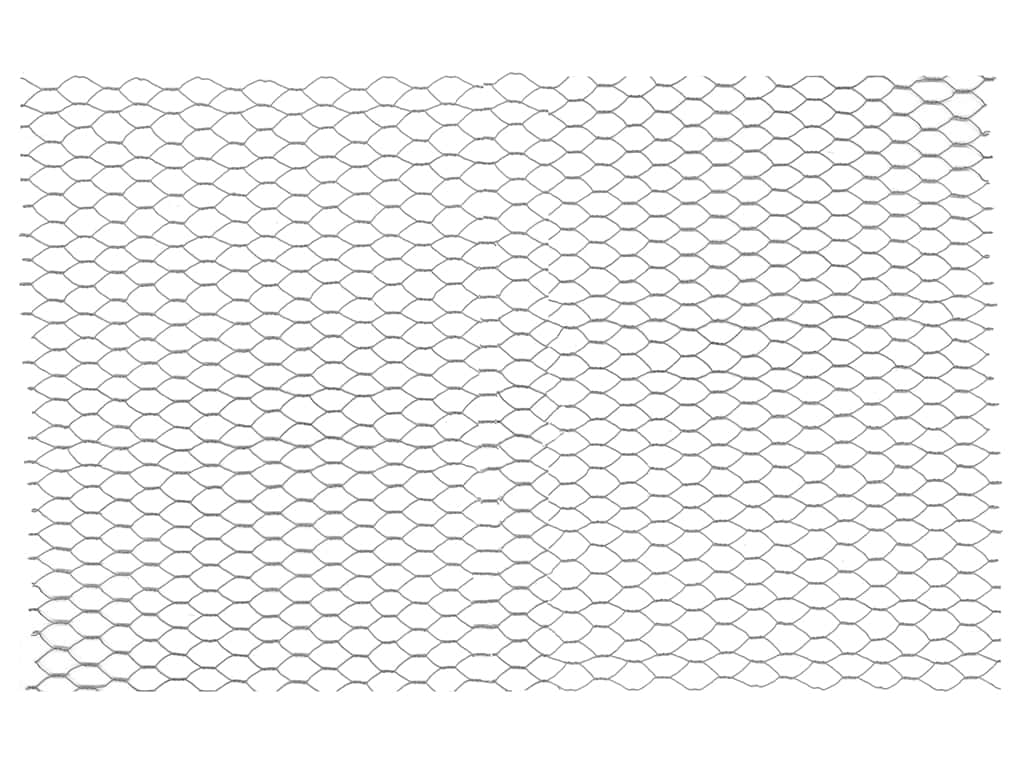 Paper Accents Wire Mesh 1/2 in. 16 in. x 20 in.