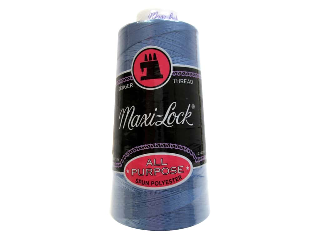Maxi-Lock Serger Thread 3000 yd. Chicory