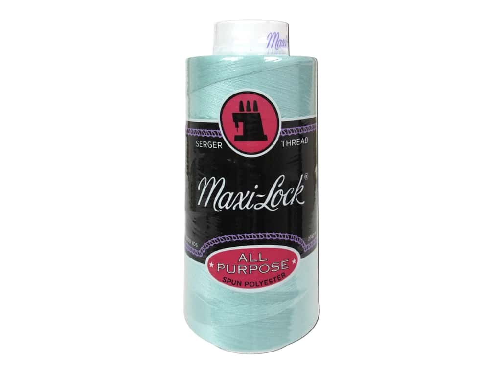 Maxi-Lock Serger Thread 3000 yd. #31690 Turquoise