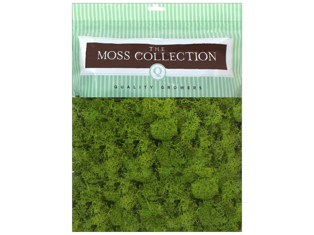 Quality Growers Moss Reindeer Chartreuse 1.87 qt
