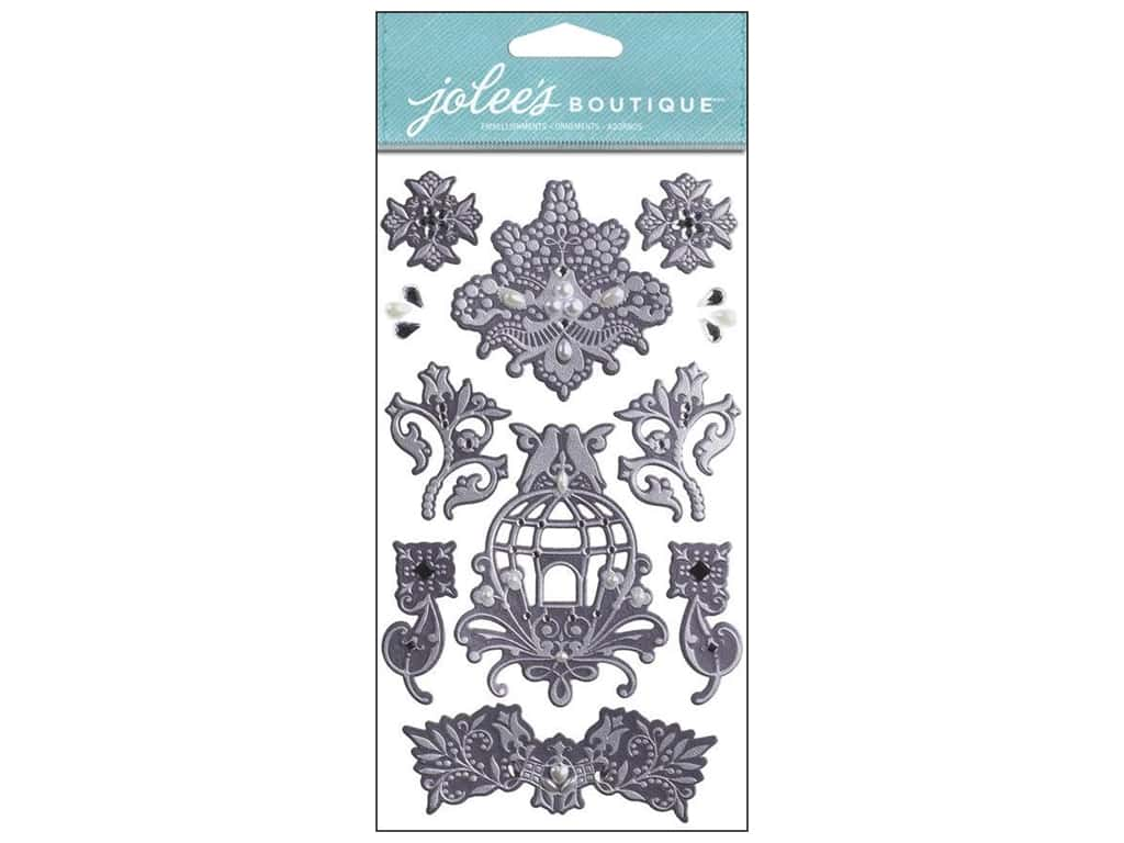 Jolee's Boutique Stickers Bling Jewel Clusters