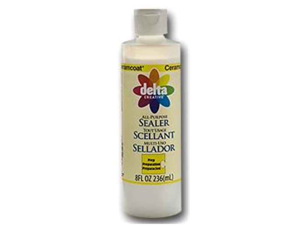 Delta Ceramcoat Prep Sealer 8 oz