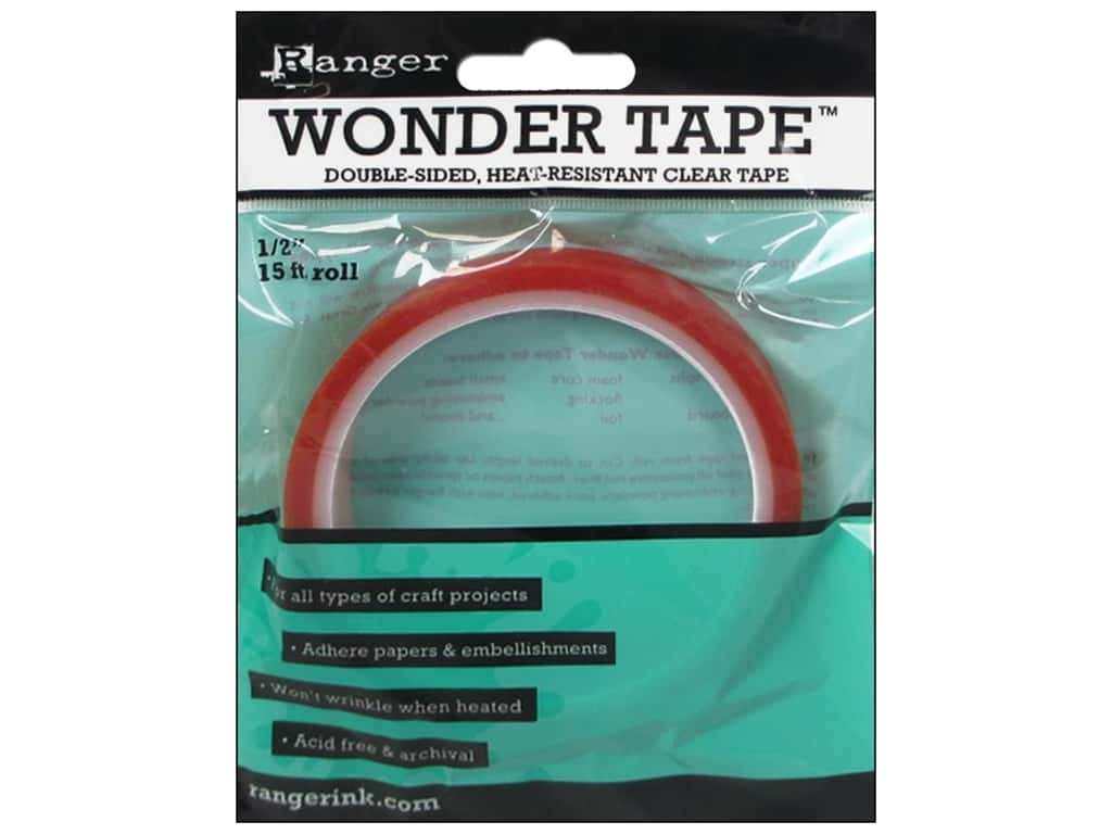 Ranger Wonder Tape 1/2 in. x 15 ft.