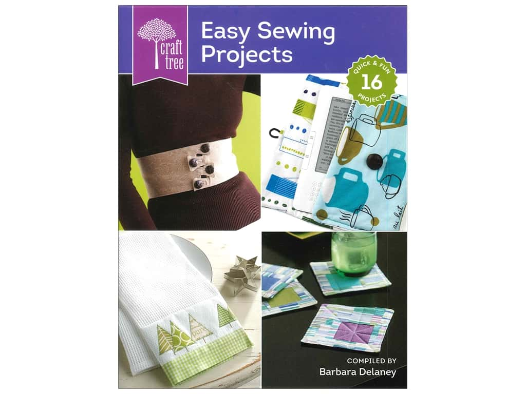 Craft Tree: Easy Sewing Projects Book
