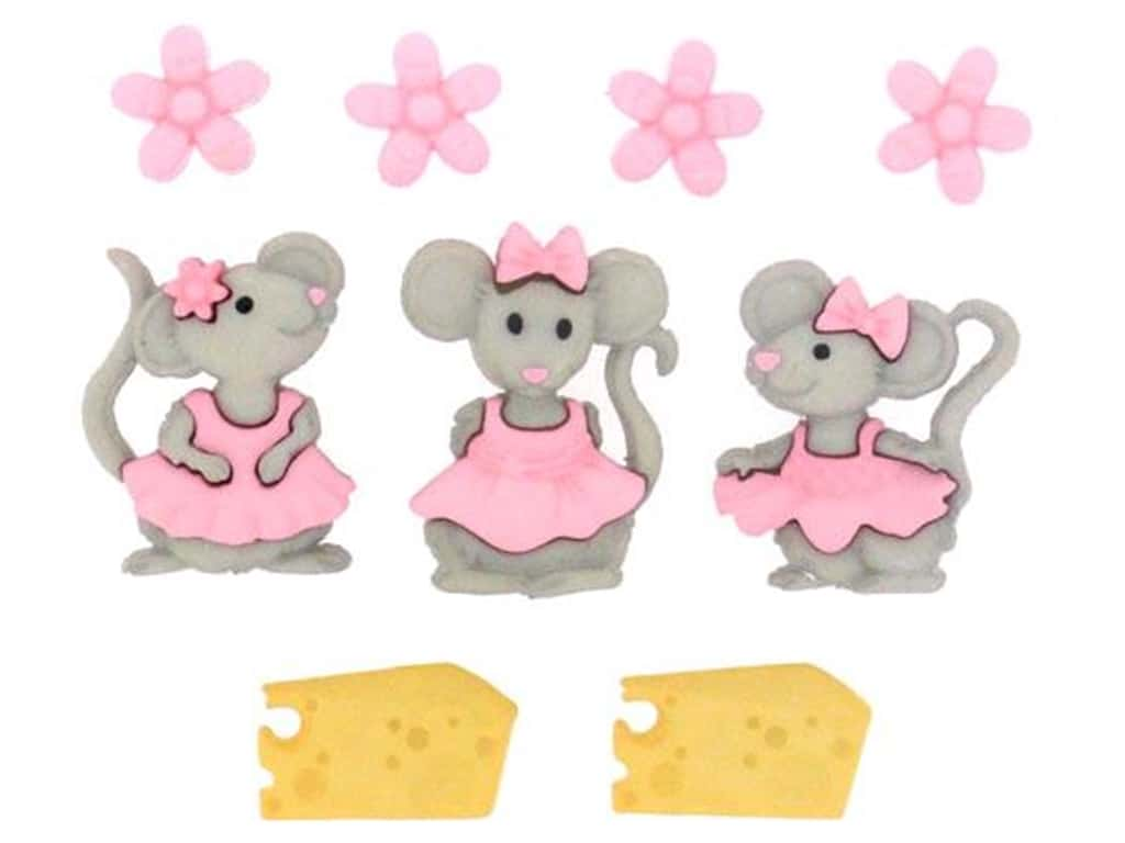 Jesse James Dress It Up Embellishments The Mice Girls