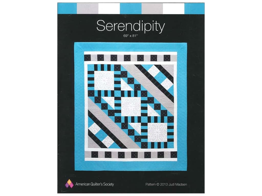 American Quilter's Society Serendipity Pattern