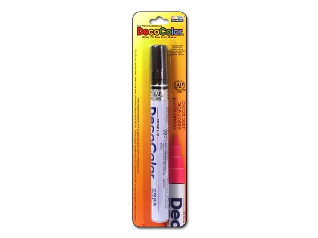 Uchida DecoColor Paint Marker Broad Point Dark Brown