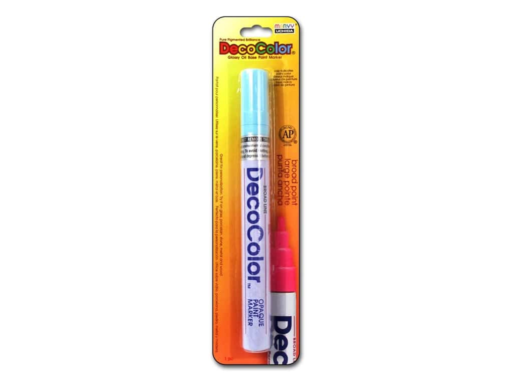 Uchida DecoColor Paint Marker Broad Point Pale Blue