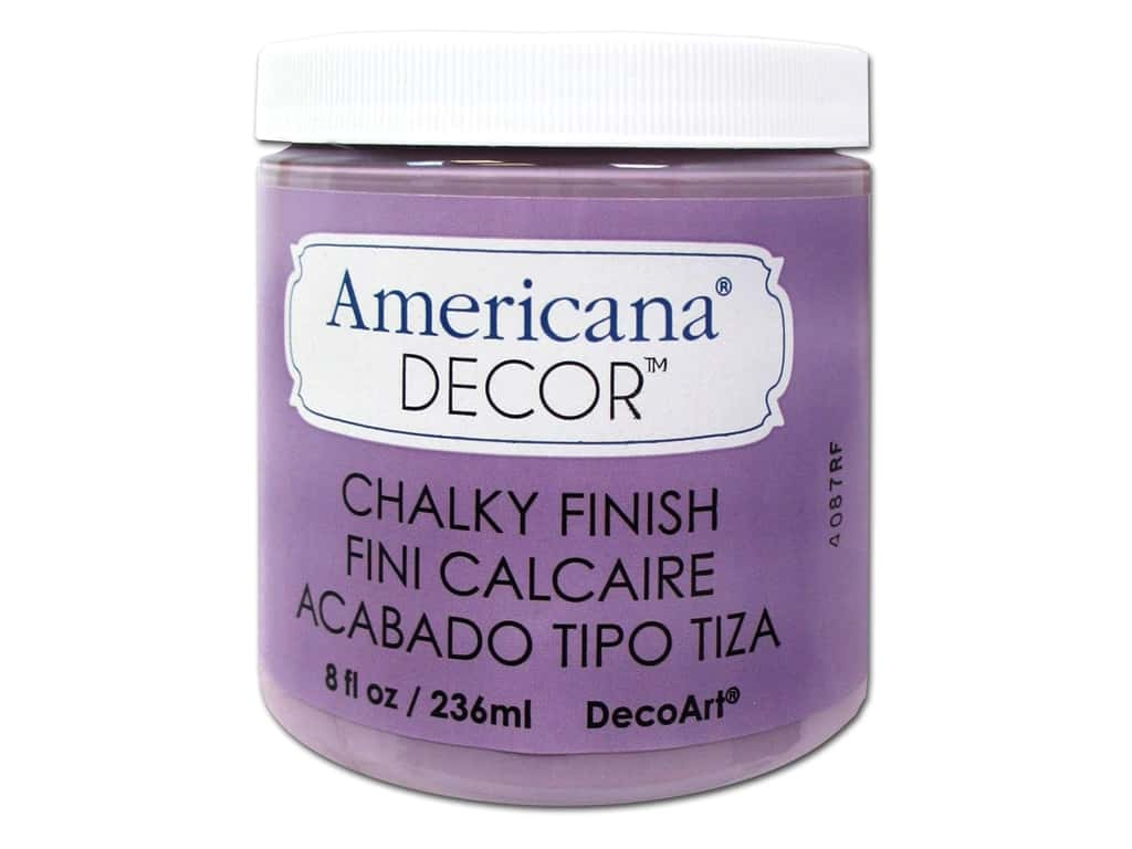 DecoArt Americana Decor Chalky Finish 8 oz. Remembrance