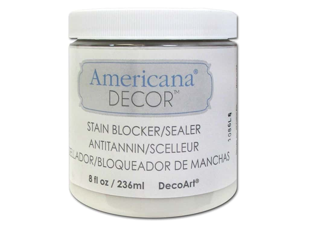 DecoArt Americana Decor Stain Blocker & Sealer 8oz