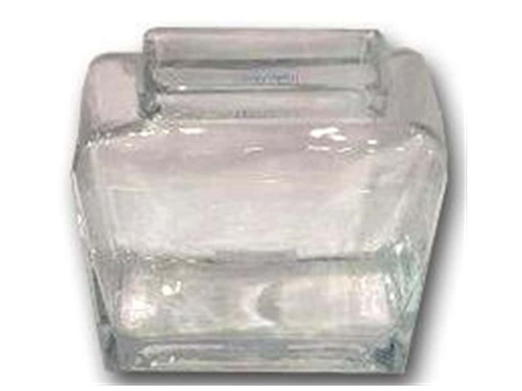Sierra Pacific Crafts Glass Vase Rectangle