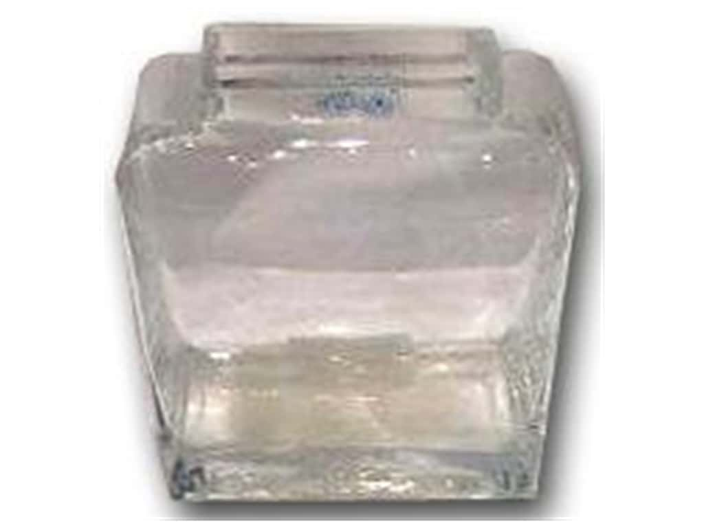 Sierra Pacific Crafts Glass Rectangle Shape Clear